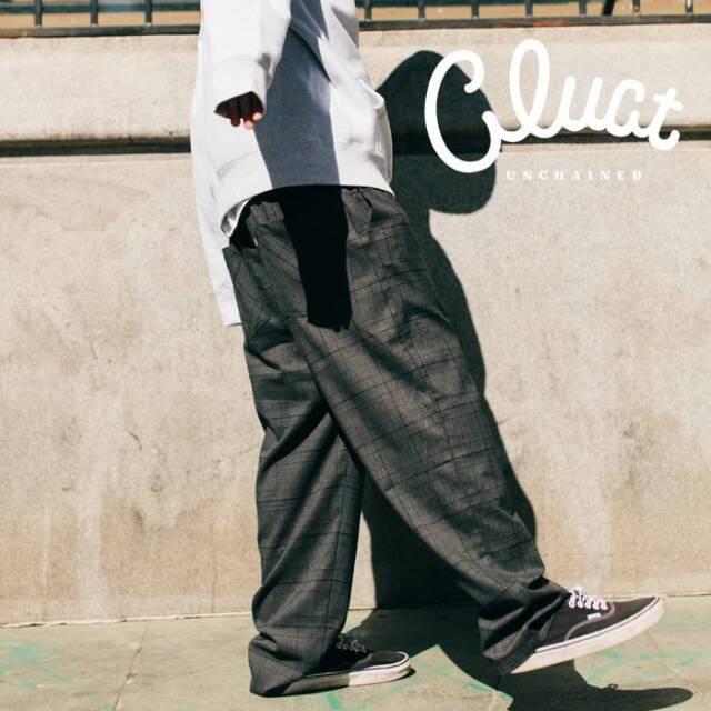 CLUCT(クラクト) POMONA [PANTS] 【イージーパンツ】【#04286】【2021SUMMER/AUTUMN先行予約】【キャンセル不可】