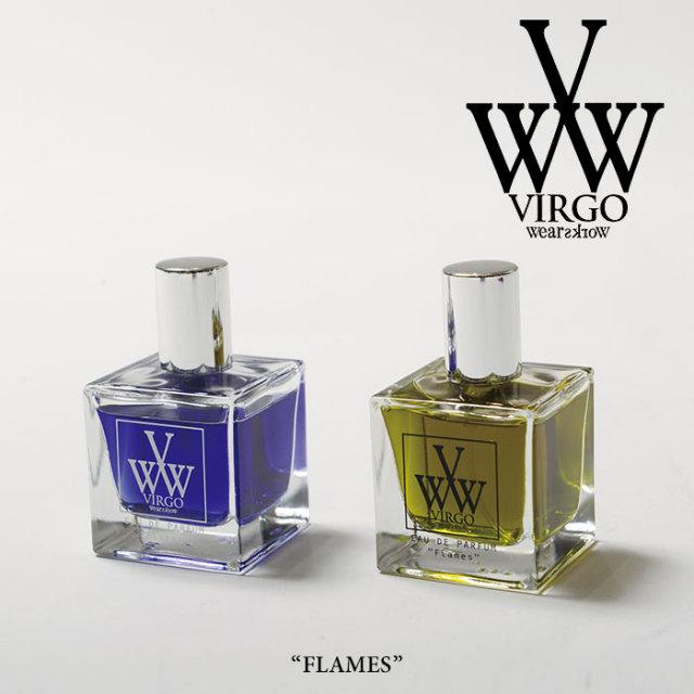 VIRGO(ヴァルゴ) FLAMES 【2018SPRING/SUMMER 1st collection新作】 【即発送可能】 【VG-GD-501】【VG-GD-541】