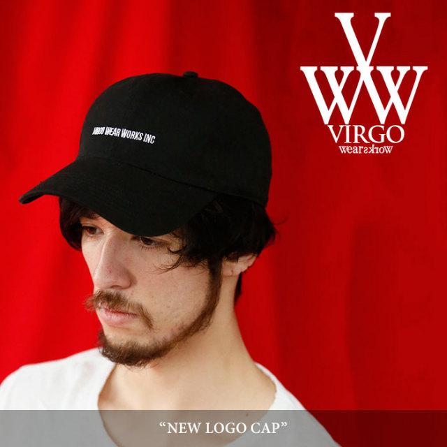 VIRGO(ヴァルゴ) NEW LOGO CAP 【2018SPRING/SUMMER 1st collection新作】 【即発送可能】 【VG-GD-531】