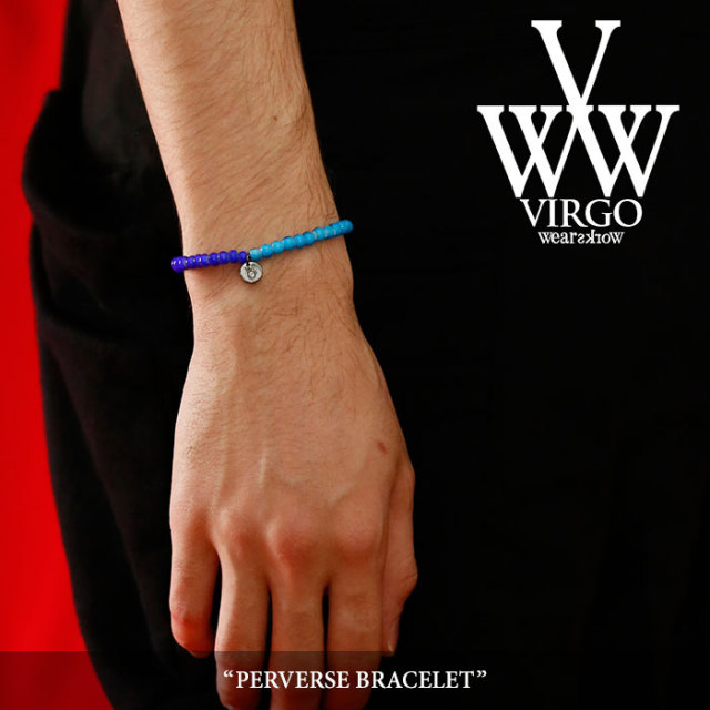 VIRGO(ヴァルゴ) PERVERSE BRACELET 【2018SPRING/SUMMER 1st collection先行予約】 【キャンセル不可】 【VG-GD-540】