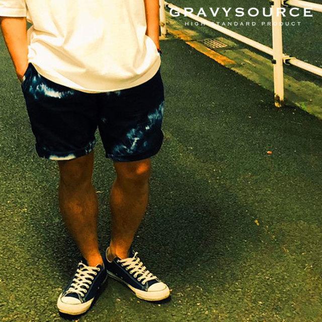 GRAVYSOURCE(グレイヴィーソース) MARBLE PANTS  【2019SUMMER/AUTUMN先行予約】【キャンセル不可】 【GS19-NPT01】【パンツ】