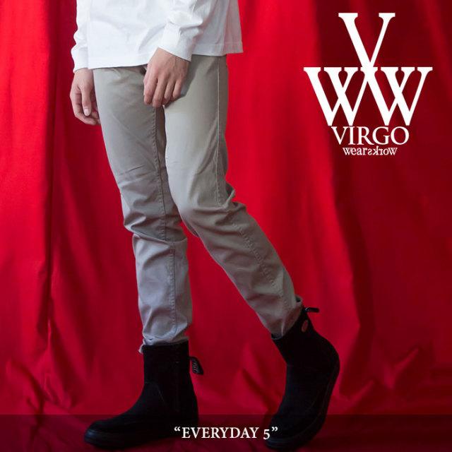 VIRGO(ヴァルゴ) EVERYDAY 5 【2018SPRING/SUMMER 1st collection先行予約】 【送料無料】【キャンセル不可】 【VG-PT-283】
