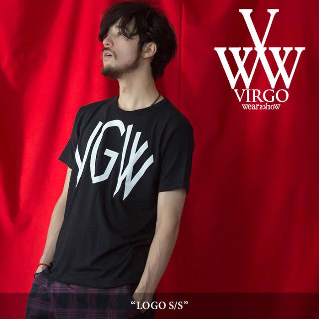 VIRGO(ヴァルゴ) LOGO S/S 【2018SPRING/SUMMER 1st collection先行予約】 【キャンセル不可】 【VG-SSPT-196】