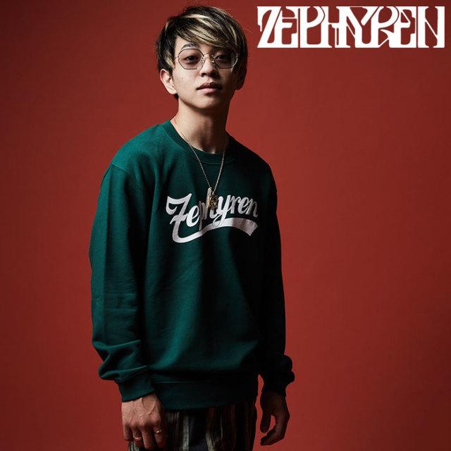 ZEPHYREN(ゼファレン) SWEAT - BEYOND - 【2019AUTUMN/WINTER先行予約】 【キャンセル不可】【Z16AO01】【スウェット】