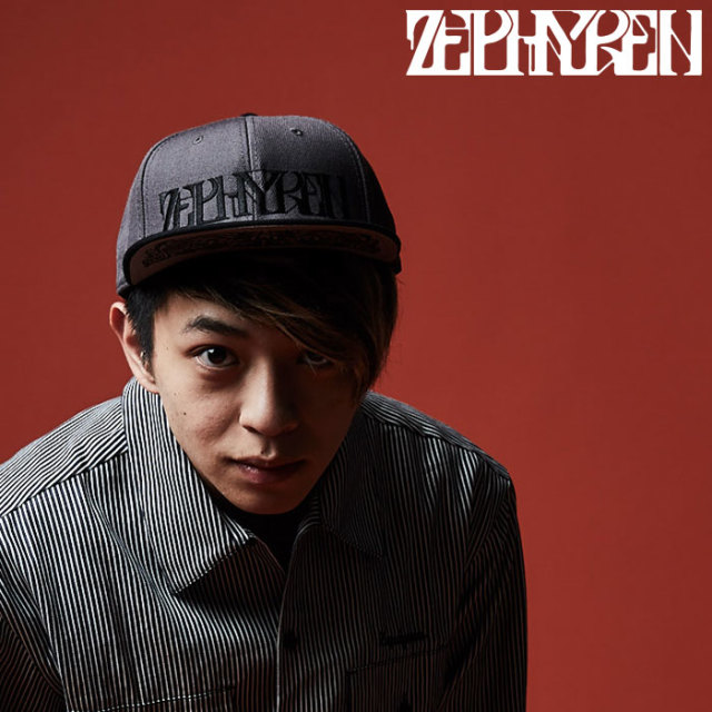 ZEPHYREN(ゼファレン) B.B CAP -VISIONARY-  【2019AUTUMN/WINTER先行予約】 【キャンセル不可】【Z16US02】【キャップ】