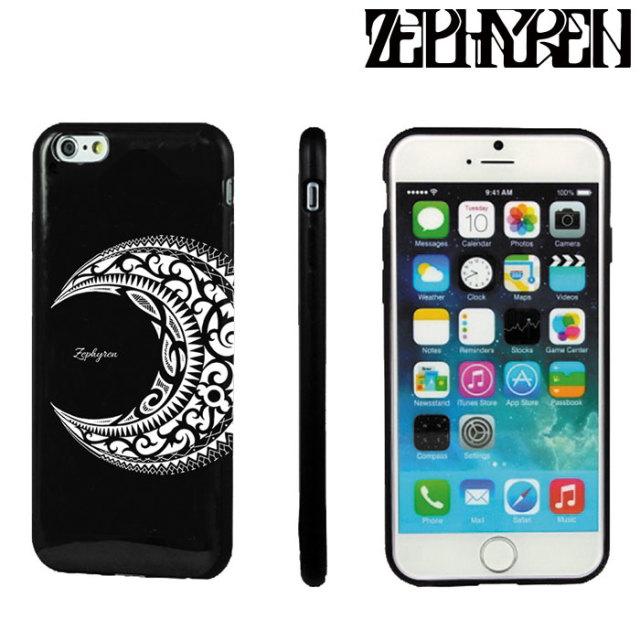 ZEPHYREN(ゼファレン) Zephyren iPhone CASE -MOON-  【2019AUTUMN/WINTER先行予約】 【キャンセル不可】【Z18PX04】【IPhoneケー