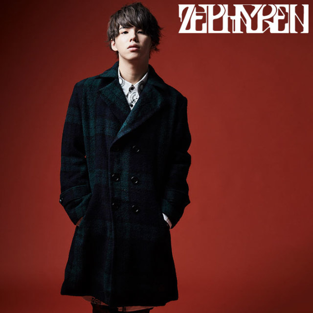 ZEPHYREN(ゼファレン) LONG COAT 【2019AUTUMN/WINTER先行予約】 【キャンセル不可】【Z19AB17】【ロングコート】