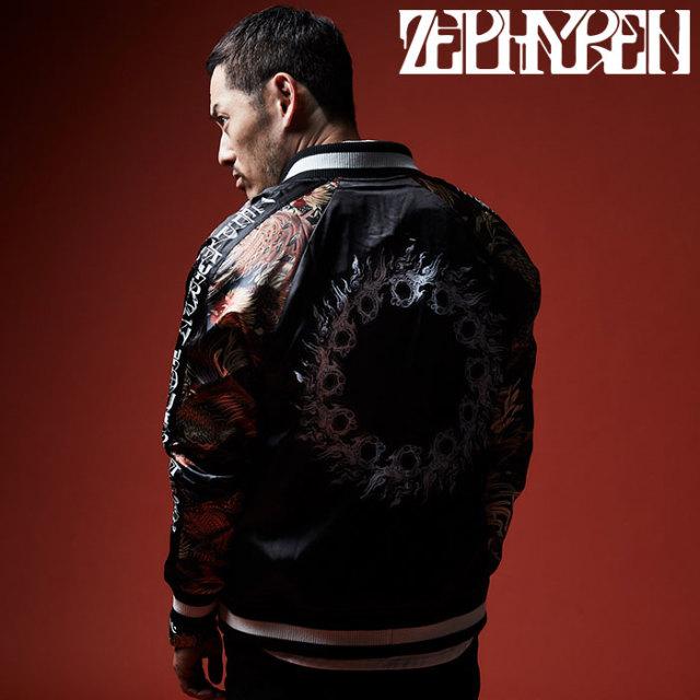 ZEPHYREN(ゼファレン) SKA JUMPER 【2019AUTUMN/WINTER先行予約】 【キャンセル不可】【Z19AA02】【スカジャン】