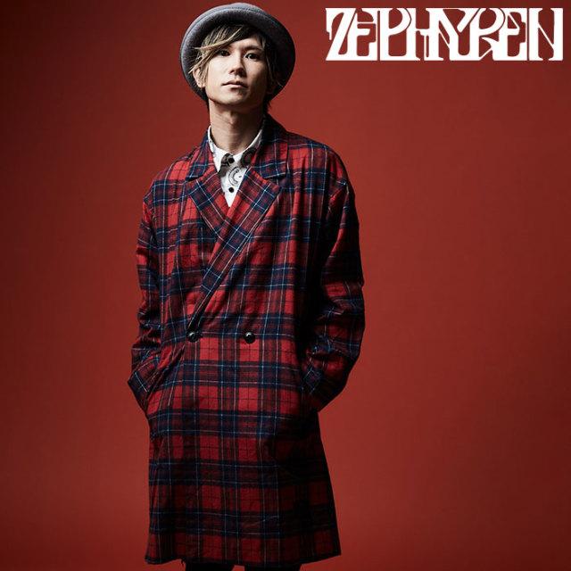 ZEPHYREN(ゼファレン) LONG COAT 【2019AUTUMN/WINTER先行予約】 【キャンセル不可】【Z19AA07】【ロングコート】