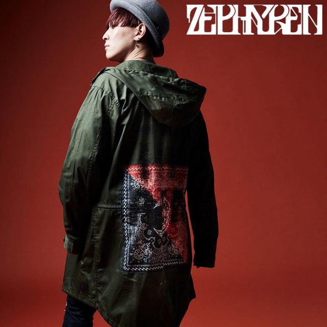 ZEPHYREN(ゼファレン) MODS COAT - oldschool - 【2019AUTUMN/WINTER先行予約】 【キャンセル不可】【Z19AA13】【モッズコート】