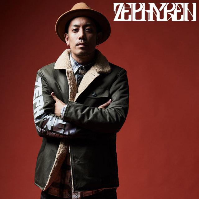 ZEPHYREN(ゼファレン) BOA JACKET - Resolve / BUNNY - 【2019AUTUMN/WINTER先行予約】 【キャンセル不可】【Z19AB18】【ボアジャ
