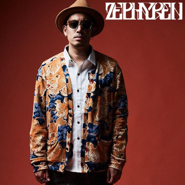 ZEPHYREN(ゼファレン) CARDIGAN 【2019AUTUMN/WINTER先行予約】 【キャンセル不可】【Z19AE30】【カーディガン】