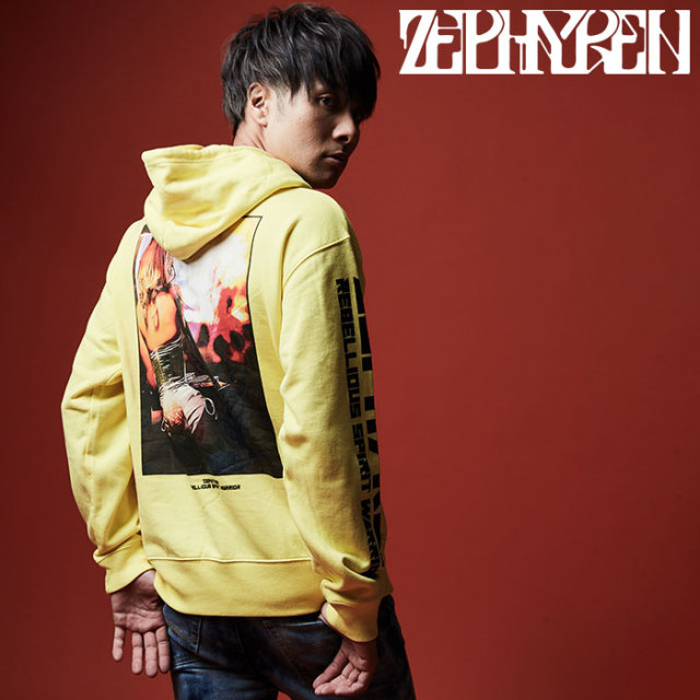 ZEPHYREN(ゼファレン) ZIP PARKA - GIRL BUNNY - 【2019AUTUMN/WINTER先行予約】 【キャンセル不可】【Z19AN39】【ジップパーカー
