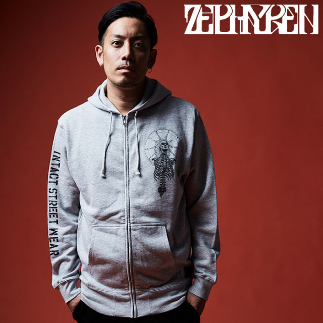 ZEPHYREN(ゼファレン) ZIP PARKA - Reap what you sow - 【2019AUTUMN/WINTER先行予約】 【キャンセル不可】【Z19AN43】【ジップ