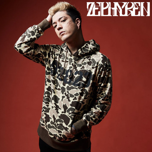 ZEPHYREN(ゼファレン) PARKA - oldschool - 【2019AUTUMN/WINTER先行予約】 【キャンセル不可】【Z19AN44】【パーカー】
