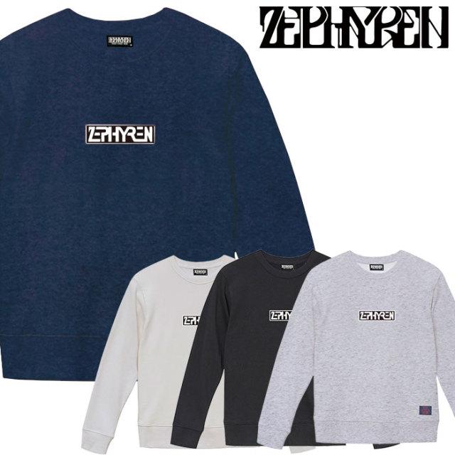 ZEPHYREN(ゼファレン) SWEAT - PROVE - 【2019AUTUMN/WINTER先行予約】 【キャンセル不可】【Z19AO44】【スウェット】