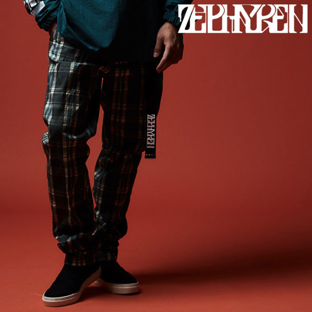 ZEPHYREN(ゼファレン) SLACKS  【2019AUTUMN/WINTER先行予約】 【キャンセル不可】【Z19AQ48】【パンツ】