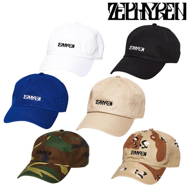 ZEPHYREN(ゼファレン) LO CAP -PROVE- 【2019AUTUMN/WINTER先行予約】 【キャンセル不可】【Z19PS51】【キャップ】