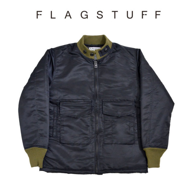 【SALE 50%OFF】F-LAGSTUF-F(フラグスタフ) WEP(MOD)JKT 【2015 AUTUMN/WINTER COLLECTION】 【F-LAGSTUF-F】 【フラグスタフ】