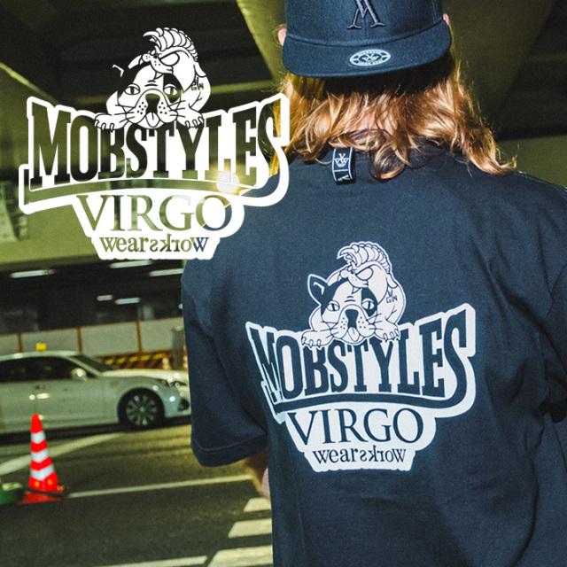 VIRGOwearworks×BOUNTY HUNTER/MOBSTYLES MOBxVGW COEXISTENCE TEE 【Tシャツ】【VG-CB-109】【MOBSTYLES】【2020SS SPOT先行予約