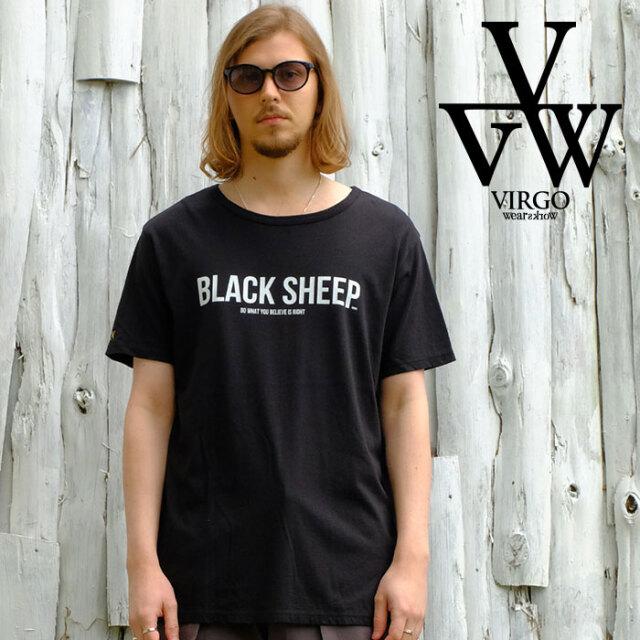 VIRGO ヴァルゴ バルゴ Perfection 21 (STD) 「B.S」 【カットソー】【VG-CUT-418】【2021SPRING&SUMMER】【お取り寄せ商品 キャン