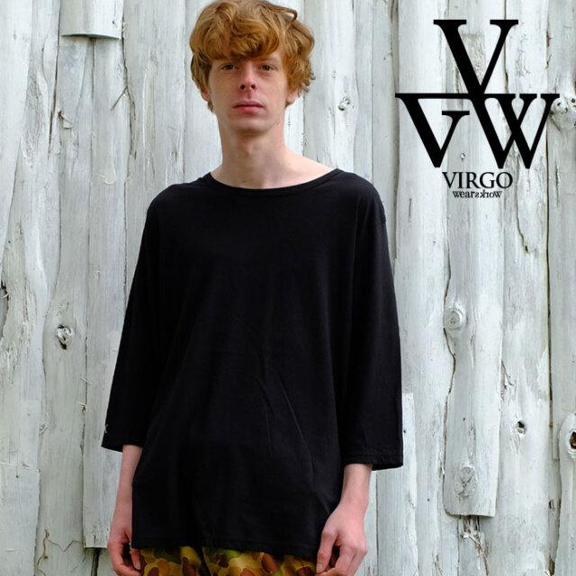 VIRGO ヴァルゴ バルゴ Perfection 21 (3/4)  【カットソー】【VG-CUT-420】【2021SPRING&SUMMER先行予約】【キャンセル不可】【VI