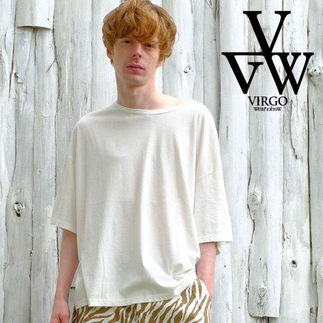 VIRGO ヴァルゴ バルゴ  Perfection 21 (BIG)  無地 【カットソー】【VG-CUT-423】【2021SPRING&SUMMER新作】【VIRGOwearworks ヴ