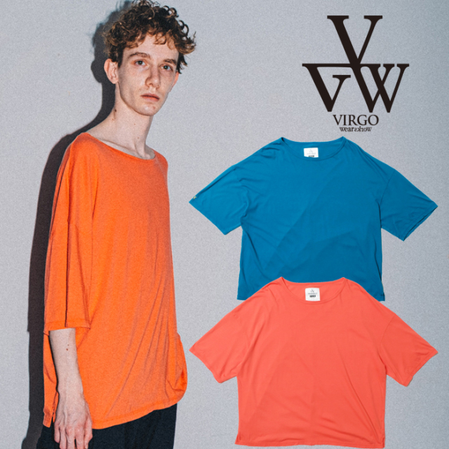 VIRGO ヴァルゴ バルゴ PERFECTION21(BIG)SUN 【Tシャツ 半袖 カットソー】【VG-CUT-432】【2021SPRING&SUMMER】【お取り寄せ商品