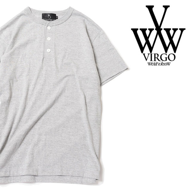 VIRGO ヴァルゴ バルゴ HENLY NATIVE 【2019 SUMMER&EARLY FALL先行予約】 【VG-CUT-59】【キャンセル不可】【Tシャツ】