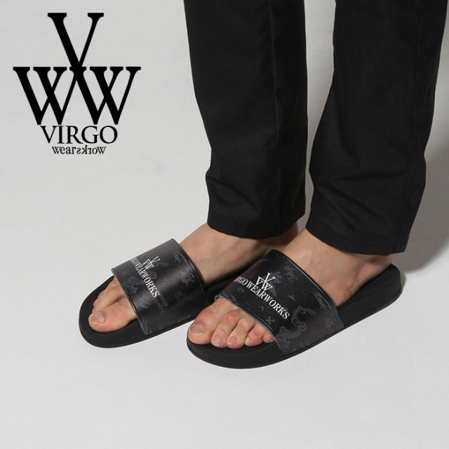 【SALE30%OFF】 VIRGO ヴァルゴ バルゴ VGW【TOY BOX】SANDAL 【2019 SUMMER&EARLY FALL新作】【セール】 【VG-GD-597】【サンダ