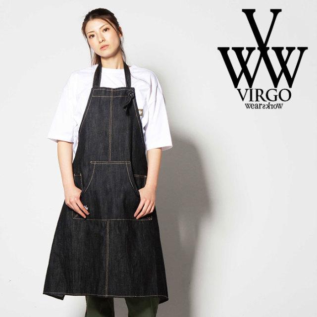 VIRGO ヴァルゴ バルゴ VGW MILY APRON 【2019 SUMMER&EARLY FALL先行予約】 【VG-GD-602】【キャンセル不可】【エプロン】