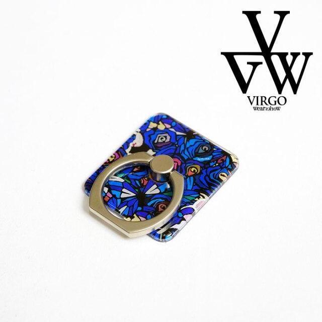 VIRGO ヴァルゴ バルゴ LOABT RING 【スマホリング】【VG-GD-654】【2021SPRING&SUMMER新作】【VIRGOwearworks】