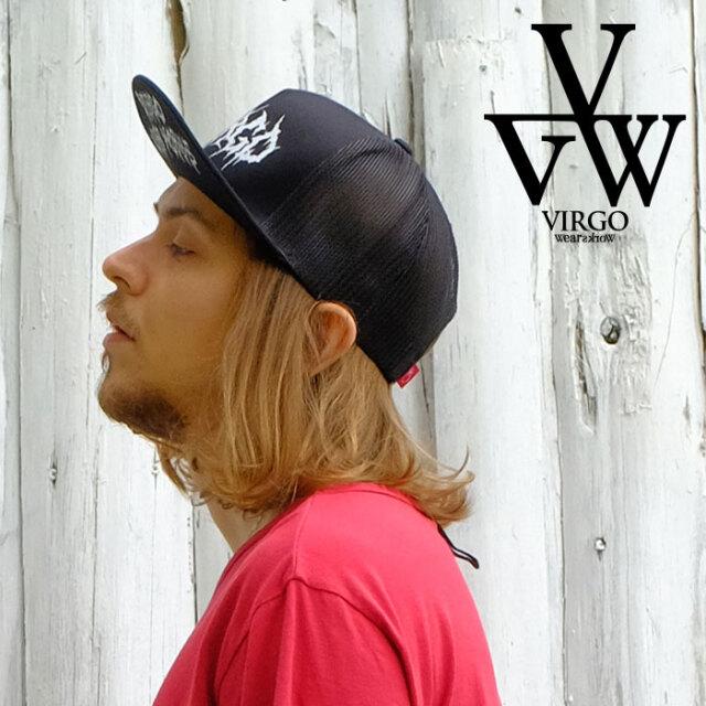 VIRGO ヴァルゴ バルゴ Crust cap 【キャップ 帽子】【VG-GD-659】【2021SPRING&SUMMER新作】【VIRGOwearworks】