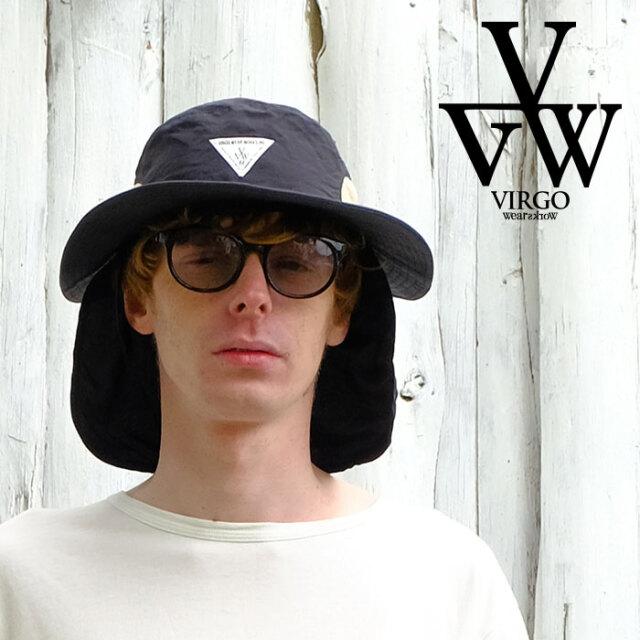 VIRGO ヴァルゴ バルゴ Amphibious hat 【ハット アウトドア】【VG-GD-660】【2021SPRING&SUMMER新作】【VIRGOwearworks】