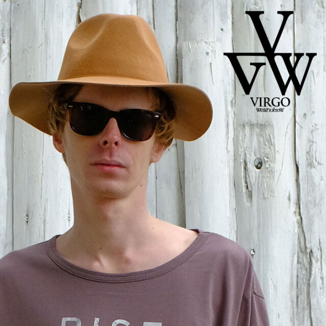 VIRGO ヴァルゴ バルゴ Klein 【サングラス ウエリントン】【VG-GD-665】【2021SPRING&SUMMER先行予約】【キャンセル不可】【VIRGO
