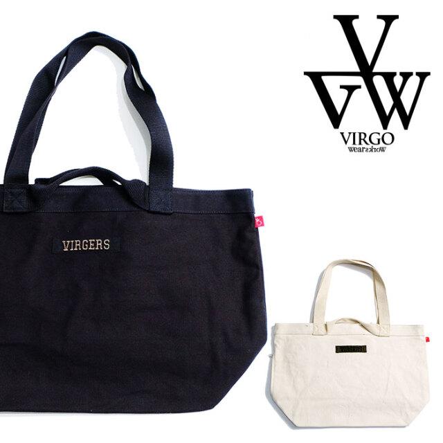 VIRGO ヴァルゴ バルゴ Underlying tote bag 【トートバッグ】【VG-GD-668】【2021SPRING&SUMMER新作】【VIRGOwearworks】