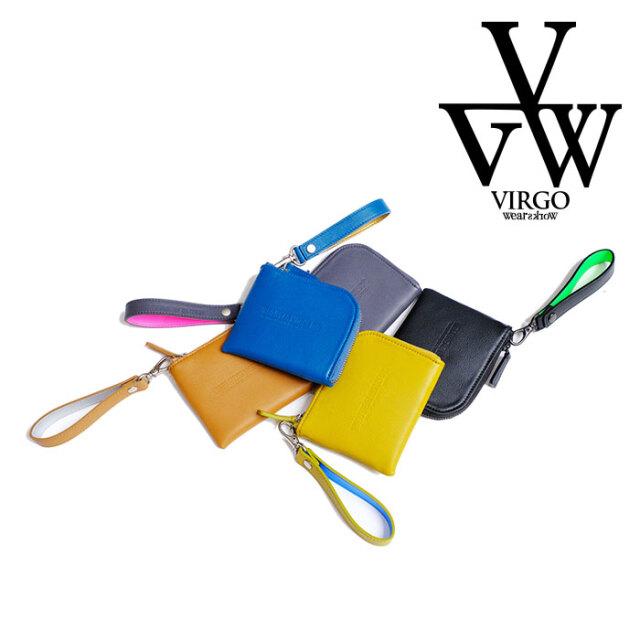 VIRGO ヴァルゴ バルゴ Little giant wallet 【ウォレット 財布】【VG-GD-669】【2021SPRING&SUMMER先行予約】【キャンセル不可】