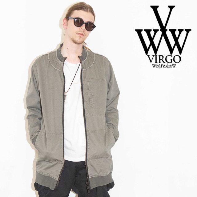 【SALE30%OFF】 VIRGO ヴァルゴ ジャケット CLASH MIDDLE JKT 【クラッシュミドルジャケット】【送料無料】【セール】【2019 SUMM