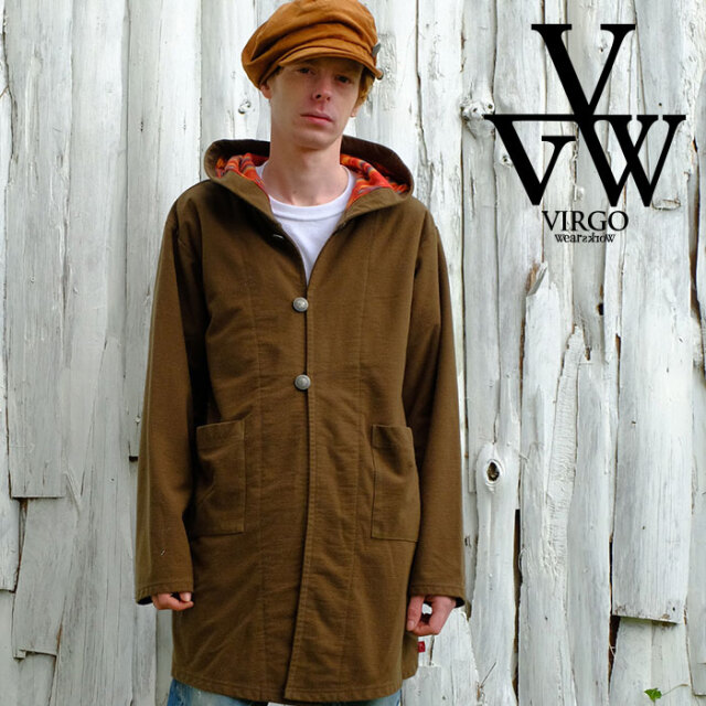VIRGO ヴァルゴ バルゴ NOMAD cordy 【コーディガン】【VG-JKT-339】【2021SPRING&SUMMER先行予約】【キャンセル不可】【VIRGOwear