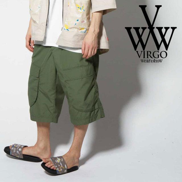 VIRGO ヴァルゴ バルゴ LOOSE BIG CARGO SHORTS 【2019 SUMMER&EARLY FALL先行予約】 【VG-PT-226】【キャンセル不可】【ショート