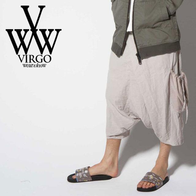 VIRGO ヴァルゴ バルゴ CREST CARGO 19 【2019 SUMMER&EARLY FALL新作】【送料無料】 【VG-PT-228】【カーゴパンツ】【パンツ】
