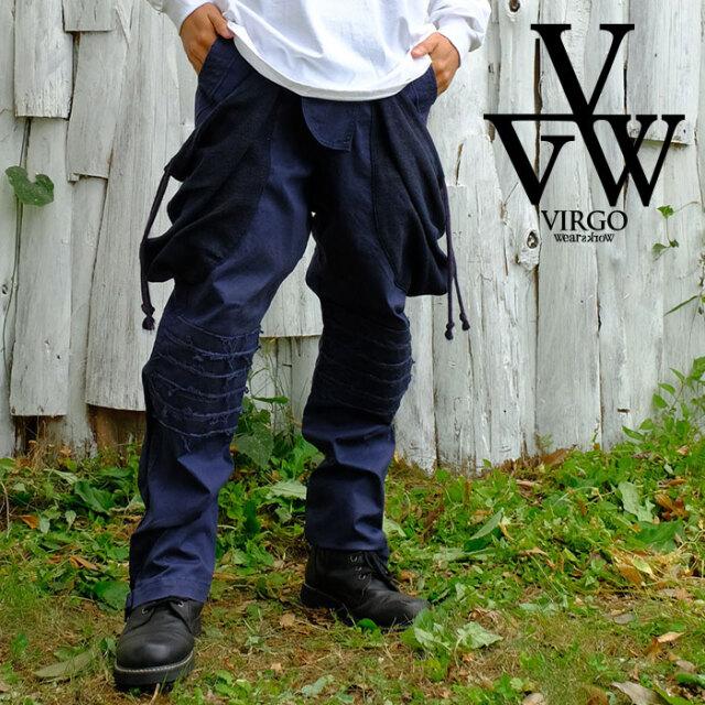 VIRGO ヴァルゴ バルゴ Special Petaurista cargo pants 【カーゴパンツ】【VG-PT-343】【2021SPRING&SUMMER新作】【VIRGOwearwork