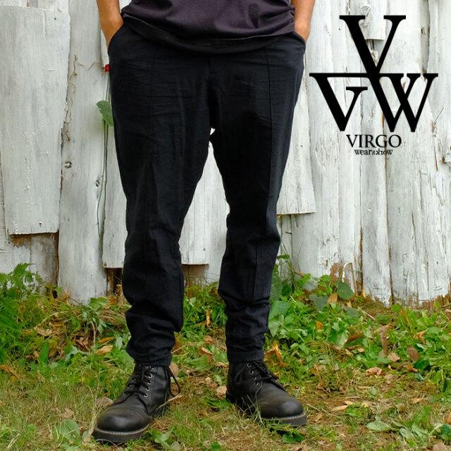 VIRGO ヴァルゴ バルゴ Relaxed uniform jogger pants 【ジョガーパンツ】【VG-PT-344】【2021SPRING&SUMMER新作】【VIRGOwearwork