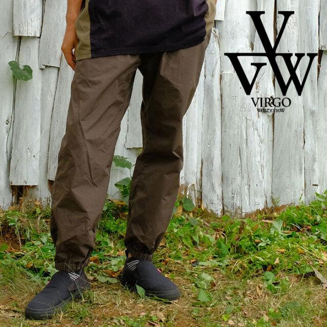 VIRGO ヴァルゴ バルゴ Wacky color track pants 【トラックパンツ】【VG-PT-346】【2021SPRING&SUMMER新作】【VIRGOwearworks】