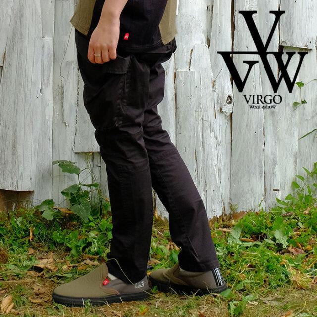 VIRGO ヴァルゴ バルゴ SPECIAL ARK CARGO[CLASSIC LINE] 【カーゴパンツ】【VG-PT-348】【2021SPRING&SUMMER新作】【VIRGOwearwor