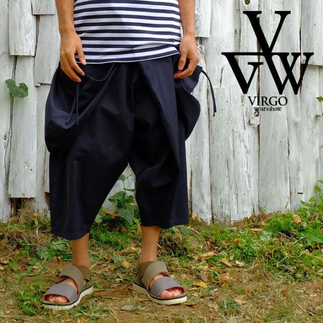 VIRGO ヴァルゴ バルゴ CREST PANTS 21 【クレストパンツ】【VG-PT-349】【2021SPRING&SUMMER新作】【VIRGOwearworks】