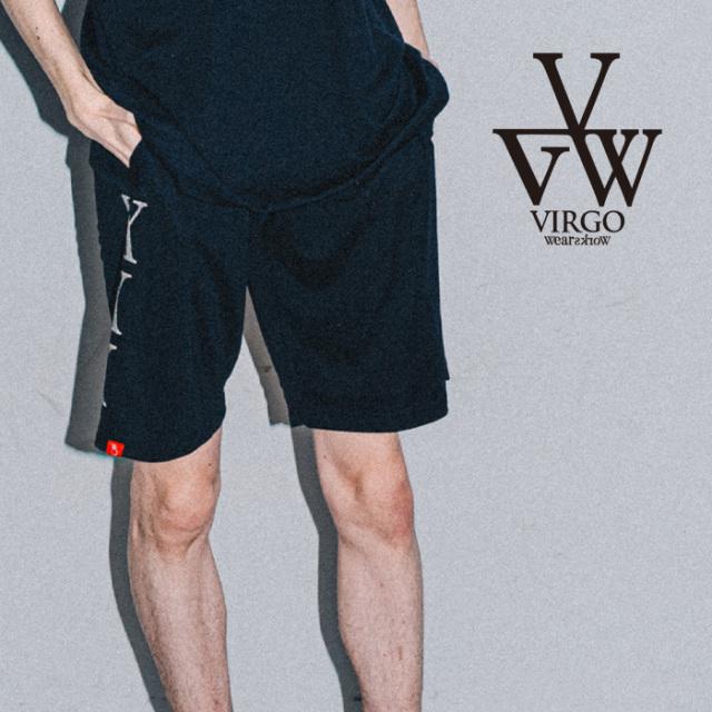 VIRGO ヴァルゴ バルゴ ACTIVE VGW CREW SHORTS 【ショートパンツ 短パン】【VG-PT-356】【2021SPRING&SUMMER先行予約】【キャンセ