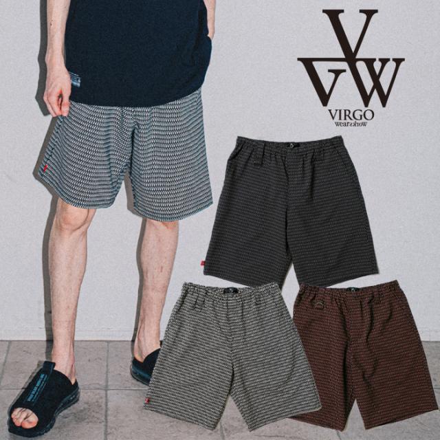 VIRGO ヴァルゴ バルゴ V-MEADOW SHORTS 【ショートパンツ 短パン】【VG-PT-358】【2021SPRING&SUMMER先行予約】【キャンセル不可