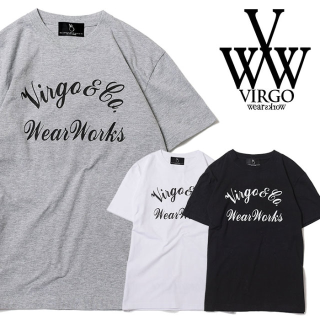 VIRGO ヴァルゴ バルゴ WEST COAST【VALIANT】 【2019 SUMMER&EARLY FALL先行予約】 【VG-SSPT-217】【キャンセル不可】【Tシャツ