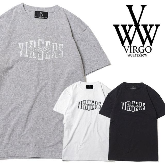 VIRGO ヴァルゴ バルゴ VIRGERS TUBE【VALIANT】 【2019 SUMMER&EARLY FALL先行予約】 【VG-SSPT-219】【キャンセル不可】【Tシャ